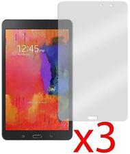 "Hellfire 3x Anti-Glare Matte Screen Protector for Samsung Galaxy Tab Pro 8.4"""
