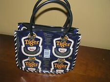Tiger Gold Medal Lager Beer pocketbook made with upcycled cans