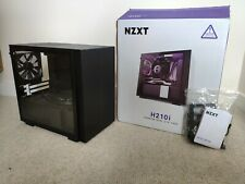 NZXT H210i Premium Mini-ITX PC Case (Matte Black)