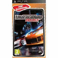 PSP-Need For Speed Underground Rivals (Essentials) /PSP  GAME NEW