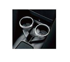 JDM OEM Mazda Roadster MX-5 MIATA ND Cup Holder Drink Ring Black Genuine Japan