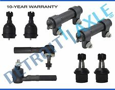 Brand New 8pc Complete Front Suspension Kit for Dodge Ram 1500 2500 3500 4x4 4WD