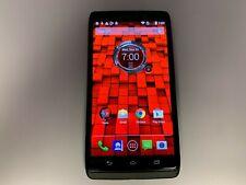 New listing Motorola Droid Maxx -Xt-1080- 16Gb- Black (Unlocked Verizon) Smartphone