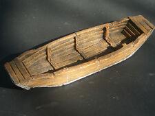Ponton Boat Thomarillion Unpainted Resin Dwarven Forge D&D