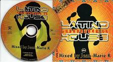 Latino Summer House  CD, Mixed, Compilation  1997
