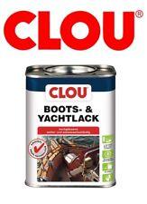 Holzlack CLOU Boots- & Yachtlack hochglänzend 750 ml 30777.00000