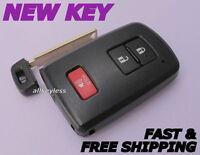 Unlocked OEM TOYOTA HYQ14FBA smart key keyless remote fob transmitter 2110 AG