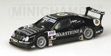 Mercedes CLK M. Faessler DTM 2001 - 1/43 Die cast car Voiture miniature - NEUF