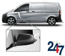 WING MIRROR COVER CAP LEFT COMPATIBLE WITH MERCEDES BENZ V CLASS VITO W447 14-18