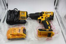 DEWALT 20V MAX Li-Ion Compact Brushless Drill Driver Kit