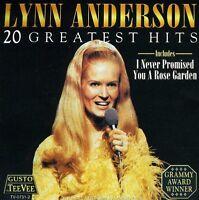 Lynn Anderson - 20 Greatest Hits [New CD]
