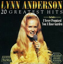 Lynn Anderson - 20 Greatest Hits [New CD]