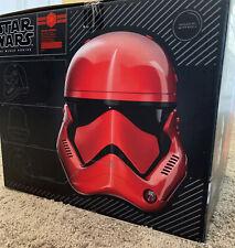 Star Wars The Black Series Galaxy's Edge Captain Cardinal Helmet NEW! Ships NOW!