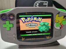Nintendo gameboy advance backlit retro console