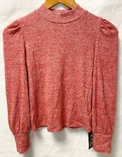 Art Class Girls Long Sleeved Soft Sweater Shirt Blouse Red Pop Sizes M, L, XL