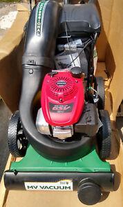 """Billy Goat 29"""" Honda Self-Propelled Multi Surface Leaf & Litter Vacuum MV650SPH"""