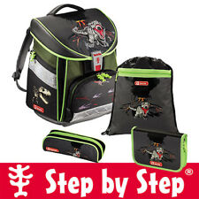 Step by Step Comfort Schulranzen Set T-Rex 4 teilig Ranzen NEU und OVP