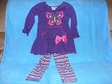GIRLS SOFIA ROSE 2 PIECE OUTFIT SIZE 4