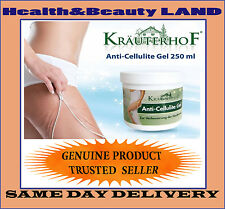 KRAUTERHOF ANTI CELLULITE TREATMENT 250ml. Innovative complex with thermo-active
