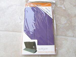 ROOCASE Samsung GALAXY TAB S 8.4 OPTIGON Tablet Book Cover Case PURPLE