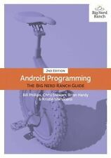 Android Programming : The Big Nerd Ranch Guide by Kristin Marsicano, Brian...