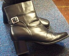 Shoebox Zip 100% Leather Upper Shoes for Women