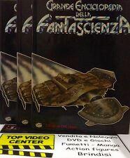 Grande Enciclopedia Della Fantascienza tre volumi completa Editoriale Del Drago