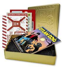 DYLAN DOG ANZAHL 1 DYD666 METALL BOX ZOMBIE GOLD LIMITIERTE AUFLAGE NEU BONELLI