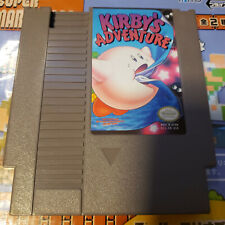 Kirby's Adventure NM Collector Nes (Nintendo) Game.