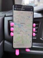 UNIVERSAL 360° KFZ Handy Auto Smartphone Halter Lüftung PKW Halterung Navi GPS