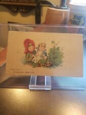 1800s Dunkirk Seed Co. Dunkirk NY Tradecard