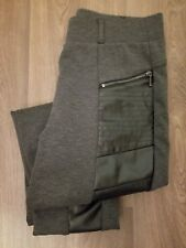 Worthington Women's Leggings Pants Faux Leather, Size S