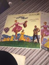 The Sound of Music original soundtrack 1965, Julie Andrews, Vinyl, Booklet Rare