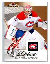 (HCW) 2013-14 Upper Deck Fleer Showcase #50 Carey Price Canadiens NHL Mint