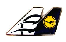 AIRLINE Pin / Pins - LUFTHANSA DOPPELLOGO / AEGAN AIRLINES A3