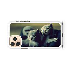 Majestic Pequeño Elegante Mini Acolchada Adorable Gatito Gato Animales Funda
