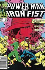 Power Man And Iron Fist Comic Issue 102 Copper Age First Print 1984 Kurt Busiek