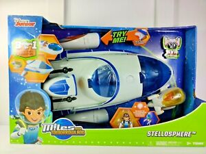 Disney Junior Miles From Tomorrowland Stellosphere Toy Transforming Spaceship