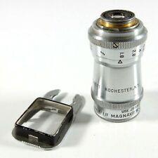 ✅ Keystone-Elgeet 8.5mm F1.8 Magnaview Wideangle D-Mount Movie Camera Lens Bolex