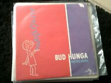 "BUD HUNGA & HIS COMBO - TRAVELLING ON RHYTHMS * RARE JAZZ FUNK 7"" 45"