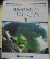 ELEMENTI DI FISICA VOL.1 - J.D.WILSON A.J.BUFFA - PRINCIPATO