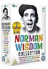 Norman Wisdom Collection - 12-Disc DVD Boxset