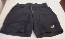 FOX - Women's Black Nylon Shorts w/mesh Lining - padding in crotch area - SIZE L