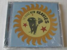 THE BRAND NEW HEAVIES (CD) EXPENDED VERSION - NEUF SCELLE