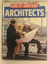 Great British Architects, Entwistle & The Diagram Group, Very Good Book