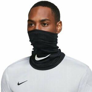 Nike Neck Warmer Halswärmer Fußball Halswärmer Schwarz Gesichtsmaske Gym Schal