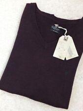 AllSaints Women's Woolen V Neck Jumpers & Cardigans for Men