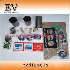D1005 rebuild repair kit + water pump + piston + ring + gasket + bearing set
