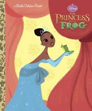 The Princess and the Frog Little Golden Book (Disney Princess and the Frog) (Har