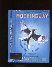 Collins, Suzanne: Hunger Games #3: MockingJay ** Signed ** HB/DJ 1st/2nd